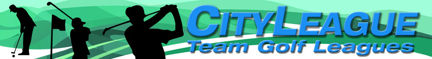 CityLeague Golf logo